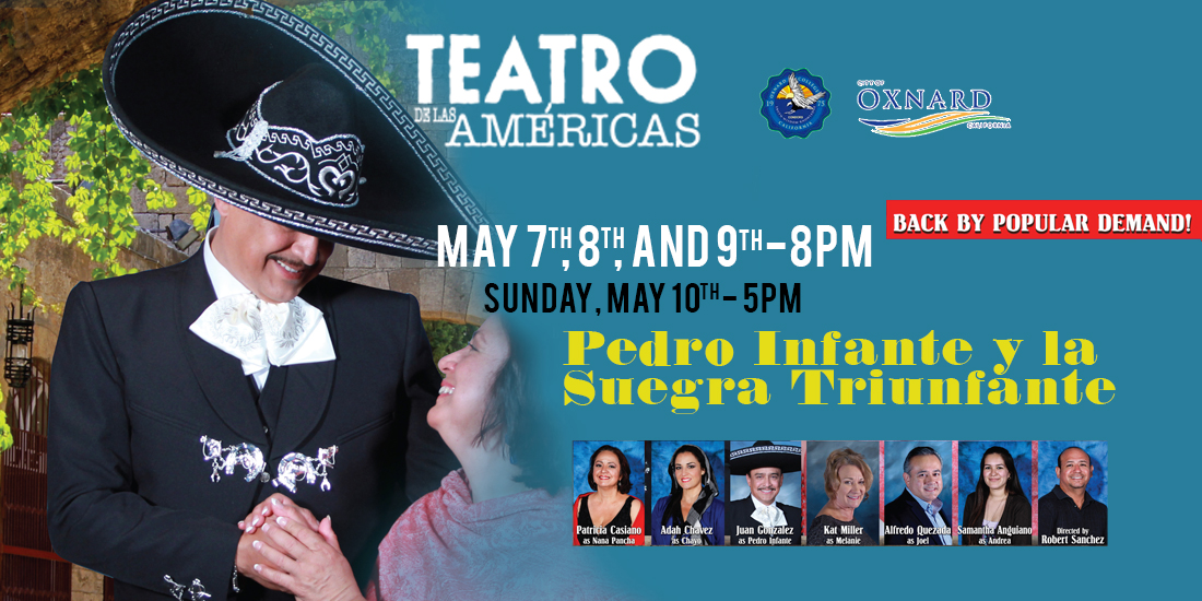 Teatro de las Americas presents Pedro Infante Mother-in-law